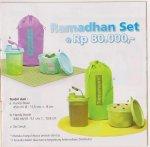 Ramadhan set. Rp. 58.400,-