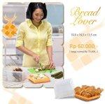 Bread Lover. Rp. 42.000,- Nett